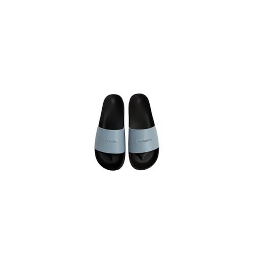 Foto Produk Nakedsol Daily Slides - Sandal Wanita/Pria/Unisex - Blue, 37 dari Nakedsol