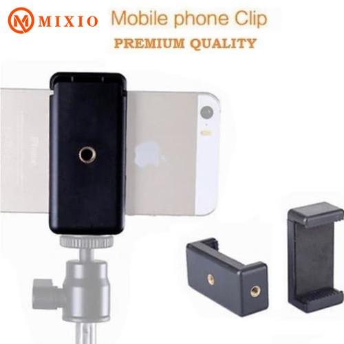 Foto Produk MIXIO H-002 Holder U HP ATT untuk tongsis tripod monopod dari MIXIO Official Store