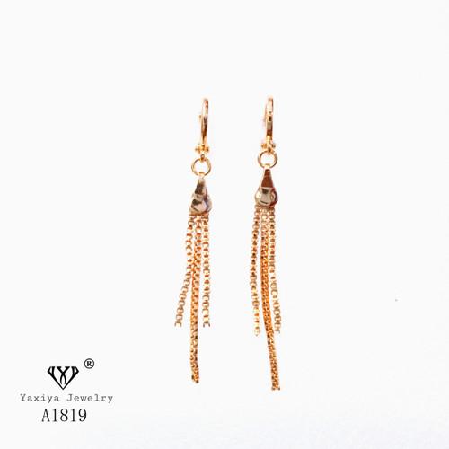 Foto Produk Anting Jurai Emas Putih Perhiasan Imitasi Gold Yaxiya Jewelry 1149-2 - GOLD dari YAXIYA JEWELRY