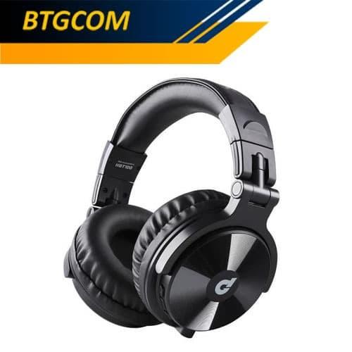 Foto Produk DBE HBT100 Full Size Over Ear Bluetooth V5.0 Headset dari BTGCOM