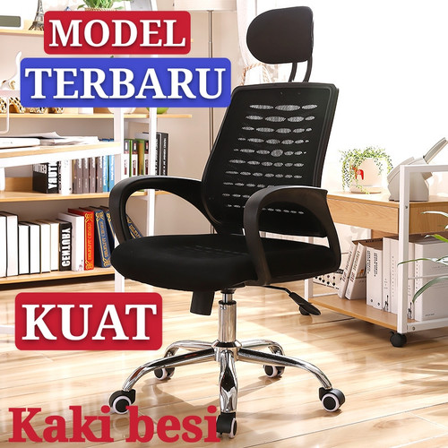 Foto Produk Kursi Kantor Jaring Kursi Kerja Kursi Staff 8826 dari Furnibest ID