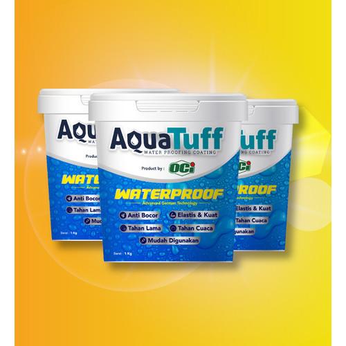 Foto Produk AQUATUFF OCi Cat Waterproof Cairan Anti Bocor dari Impack Pratama