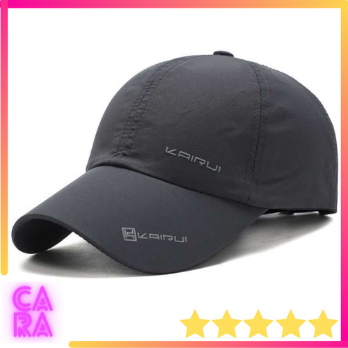 Foto Produk Topi Baseball Golf Pria Sport Fashion Hat - Kairui MZ237 dari CARA Store