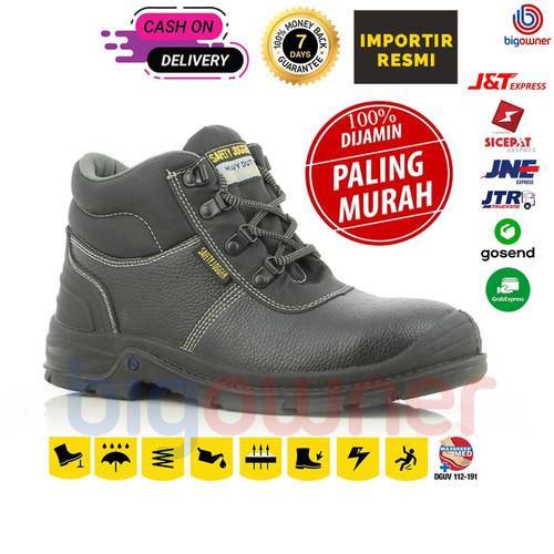 Foto Produk Sepatu Safety Jogger Bestboy S3 Original / Sepatu Proyek Safety Jogger - 39 dari Big Owner Official