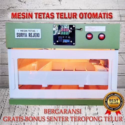 Foto Produk Mesin tetas penetas telur ayam dan bebek otomatis dari Alat mesin tetas 25