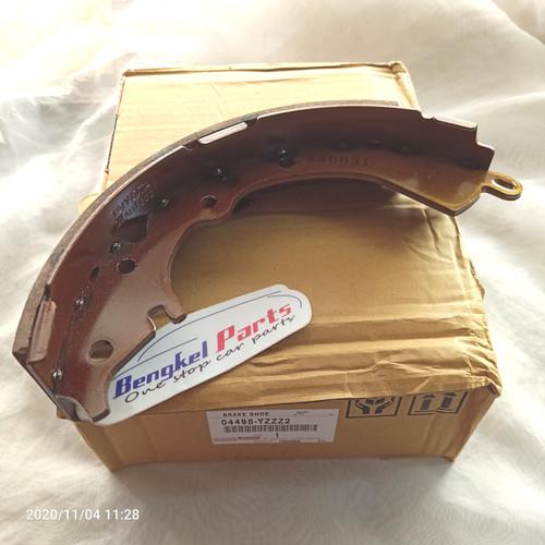 Foto Produk Brake shoe / Kampas rem Innova belakang dari Bengkelparts
