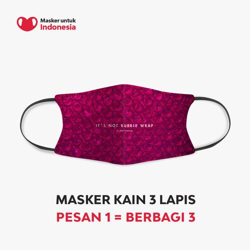 Foto Produk Andy Yanata x Masker untuk Indonesia dari Masker untuk Indonesia