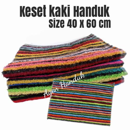 Foto Produk Keset handuk TERMURAH !! 41x62 cm dari agen handuk