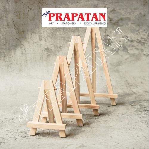 Foto Produk Standar Kanvas Mini / Easel Kanvas Mini (besar) dari Toko Prapatan-alat lukis