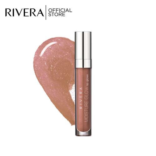 Foto Produk Rivera Moisture Glow Lipgloss 10 Classy Wildplum dari Rivera Cosmetics