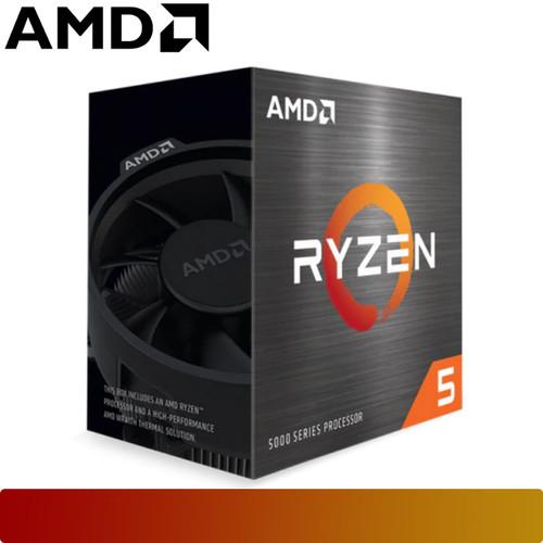 Foto Produk AMD RYZEN 5 5600X   Processor AMD AM4 Zen 3 Vermeer 6 Cores 12 Threads dari Nano Komputer