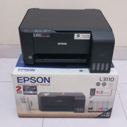 Foto Produk printer epson l3110 print scan copy dari Tokofillaprinter