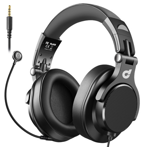Foto Produk dbE DJ80 Foldable DJ Headphone with Detachable Microphone dari dbE Official