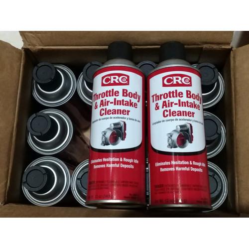 Foto Produk CRC Throttle Body & Air Intake Cleaner - 05078 dari Mila Performance Shop