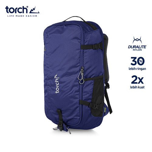 Foto Produk TORCH TAS RANSEL TRAVEL BACKPACK HIOKI 35 LITER - PATRIOT BLUE dari TORCH