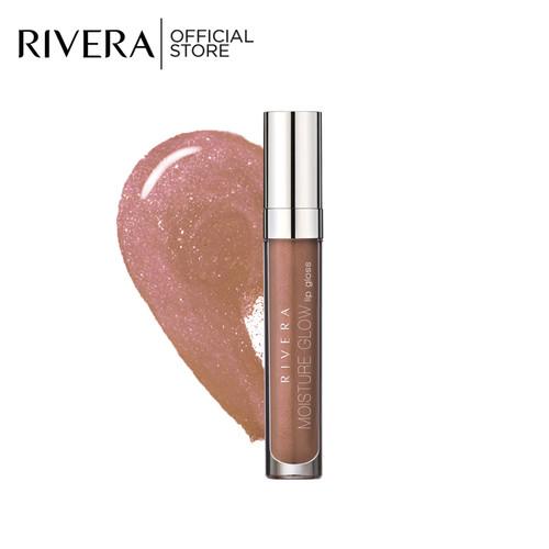 Foto Produk Rivera Moisture Glow Lipgloss 09 Dusty Wildplum dari Rivera Cosmetics