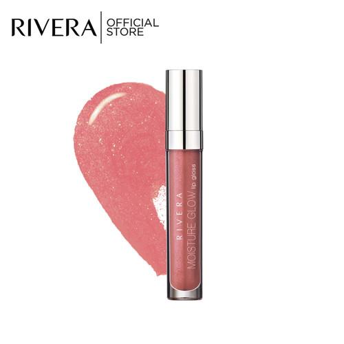 Foto Produk Rivera Moisture Glow Lipgloss 08 Spring Mauve dari Rivera Cosmetics