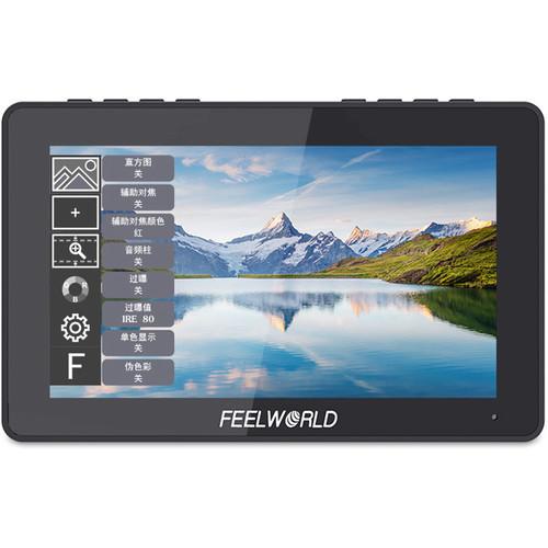 Foto Produk LCD Monitor FEELWORLD F5 Pro dari Sriwijaya Camera Denpasar