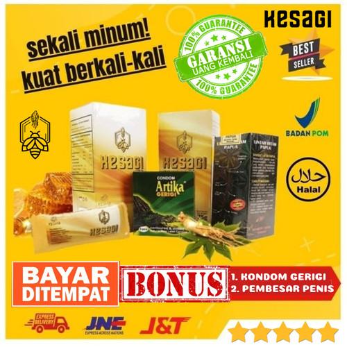 Foto Produk Supplier Agen Kesagi Bandung / Madu Herbal Stamina Pria Resmi ASLI dari Sultanshop212
