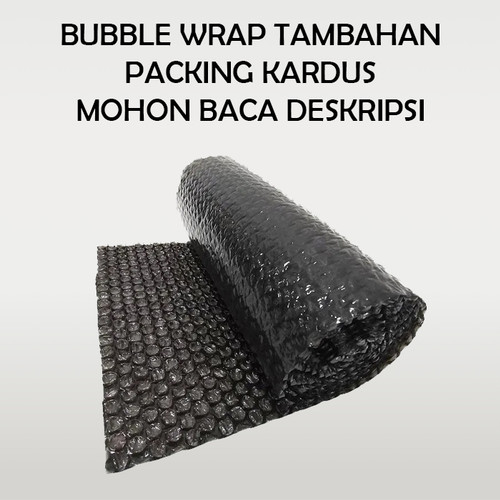 Foto Produk BUBBLE WRAP TAMBAHAN PACKING KARDUS dari Rumah Packaging