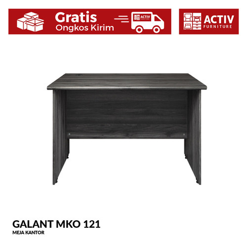 Foto Produk Activ Meja Kantor / Meja Kerja Belajar / Desk / GALANT MKO 121 dari ActivFurniture