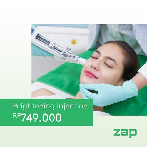Foto Produk ZAP Clinic Brightening Injection dari zapbeauty Official Store