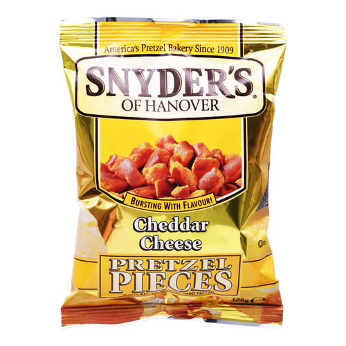 Foto Produk Snyder's of Hanover Pretzel Pieces - Cheese/ Jalapeno/ Honey Mustard - Cheese dari Beeds_shop