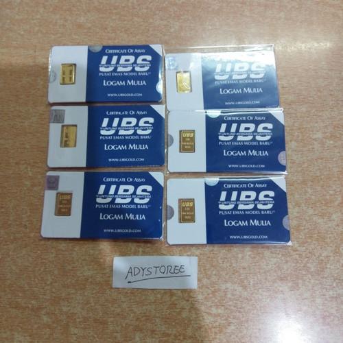 Foto Produk untung bersama 1 gr / ubs 1gr dari adystoree