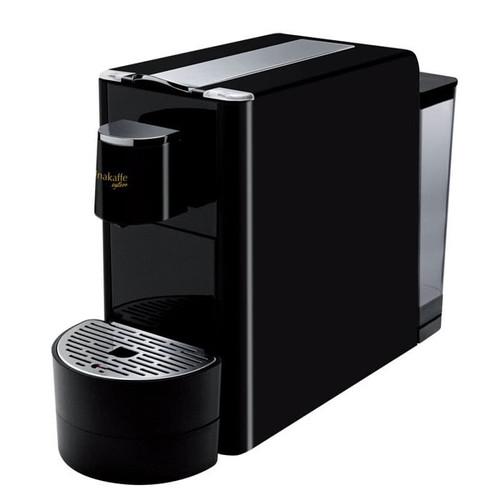 Foto Produk Coffee Capsule Machine - Mesin Excelso Unakaffe System V XS200 Hitam dari Unakaffe System