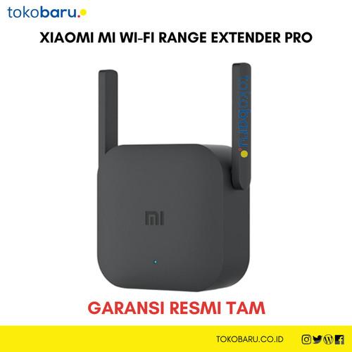 Foto Produk Xiaomi Mi Wifi Extender Pro Repeater Amplifier 300Mbps with 2 Antenna dari Kohen Store