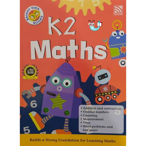 Foto Produk BK - Maths K2 (SGAE6105) dari Little Bookworm