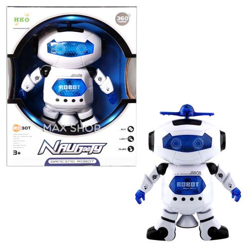 Foto Produk Naughty Dancing Robot 360 Menari Dance Mainan Anak Laki Laki Perempuan dari MAXSHOP-ONLINE