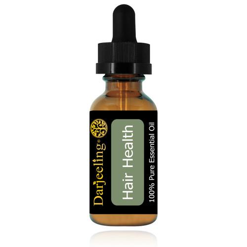 Foto Produk 30ml Hair Health Essential Oil Blend untuk rambut yang rontok dari Darjeeling Store
