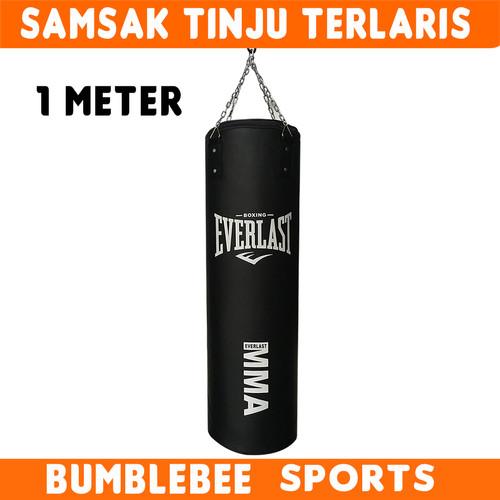 Foto Produk Samsak everlast MMA 100cm - sansak tinju muaythai dari Bumblebee Sports & hobby
