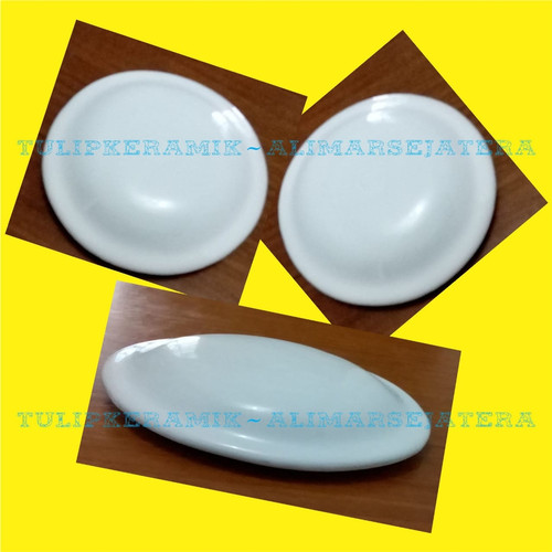 Foto Produk Tutup Mug Keramik Cembung dari Tulip'S Keramik