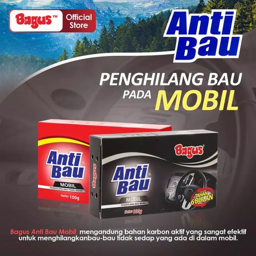 Foto Produk Bagus Anti Bau Mobil 100g penghilang bau tdk sedap (2PCS) RED dari sale murah penpen