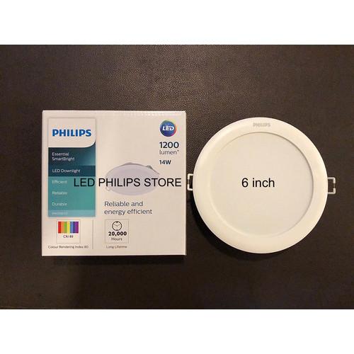 Foto Produk PHILIPS Downlight LED DN020B G3 14W 14Watt 14 Watt 14 W - Putih dari LED Philips Store