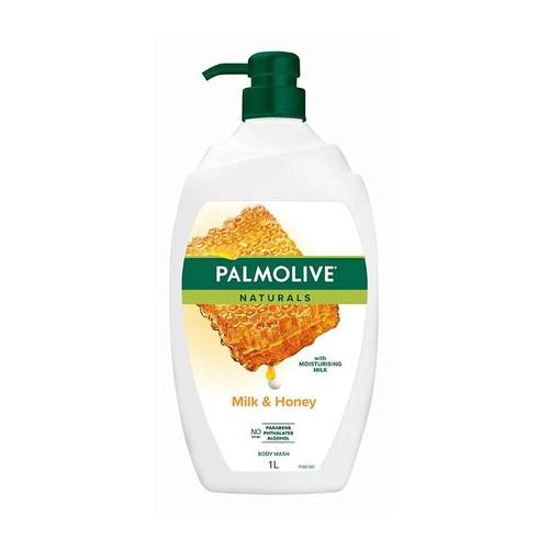 Foto Produk Palmolive Naturals Milk and Honey Shower Milk 1000ml dari Watsons Indonesia