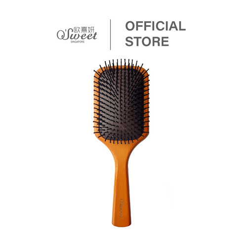 Foto Produk O'Sweet Hair Paddle Brush dari O'Sweet Singapore Resmi