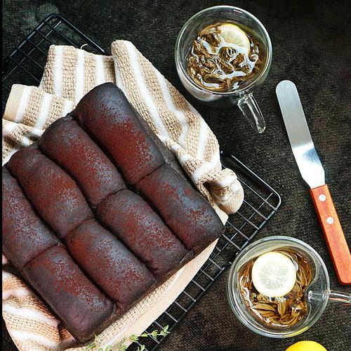 Foto Produk Roti Sobek Japanese Milk Bun Bread - Coklat Milo dari Delicio Cake & Bakery