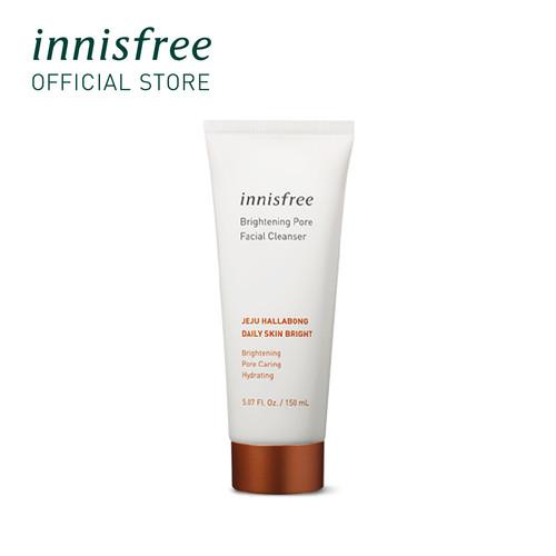 Foto Produk [innisfree] Brightening Pore Facial Cleanser 150ML dari Innisfree Official Shop
