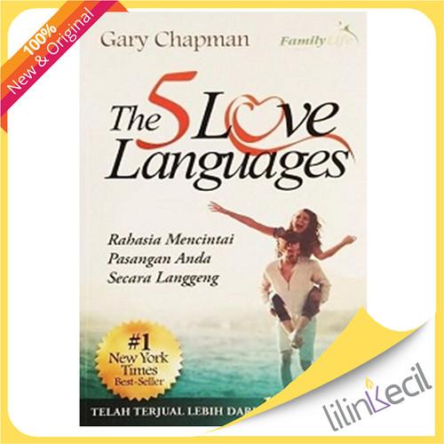 Foto Produk Lima Bahasa Kasih (Gary Chapman) dari lilinkecil