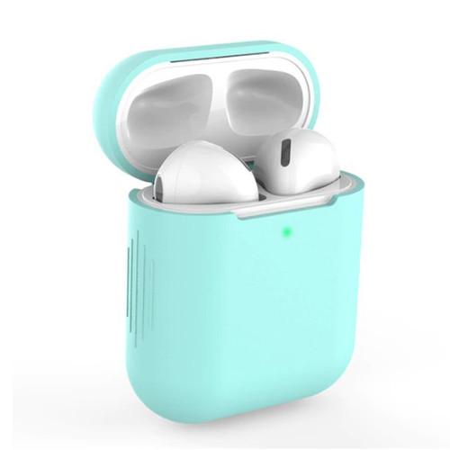 Foto Produk Apple Airpods Silicon Case Cover Casing Sarung Airpod Gen 1 2 - Tosca dari ParagonJaya
