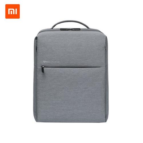 Foto Produk Xiaomi Minimalist Urban Backpack 2 - New Version 2020 - Abu-abu dari ELTAMA