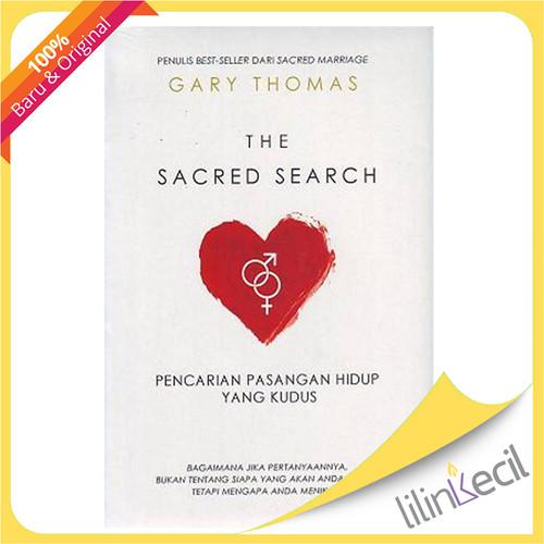 Foto Produk The Sacred Search - Terjemahan (Gary Thomas) dari lilinkecil