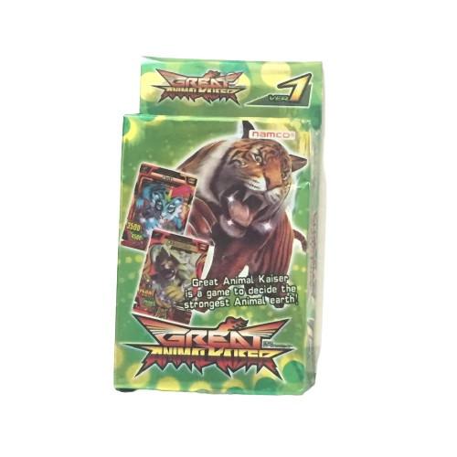 Foto Produk Mainan Kartu Animal Kaiser Trading Card - Putih dari My Toy Mart