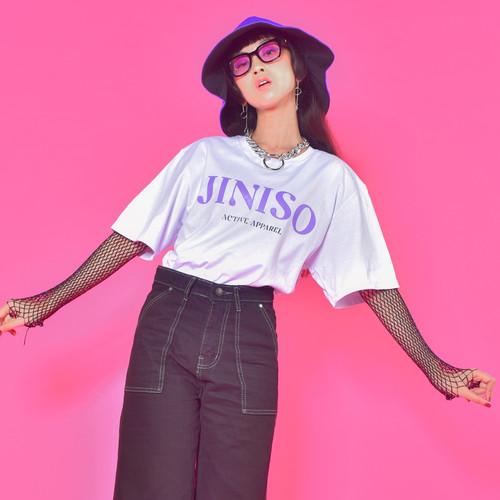 Foto Produk JINISO T-Shirt ColorFunk Oversize Tee | Kaos dari JINISO.ID
