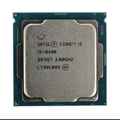Foto Produk PROCESSOR INTEL CORE I5 8400 TRAY LGA 1151 dari iconcomp