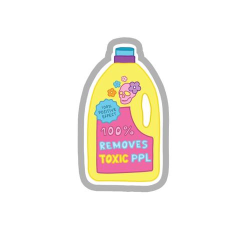 Foto Produk Acrylic Popstand - Toxic Remover dari The Case Bible