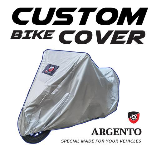 Foto Produk Vespa PX 150 / Primavera / Sprint Cover/Sarung Selimut Motor Argento - Silver, PX150 dari TDC Variasi
